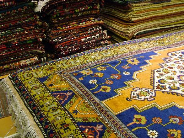 שטיחים פרסיים בעבודת יד